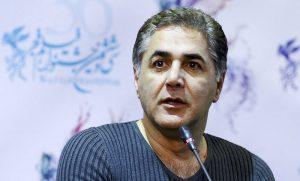مهدی صبایی از بازیگران مرد ایرانی بالای 40 سال