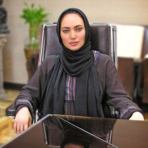 صبا کمالی از بازیگران زن متولد ماه بهمن