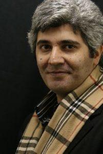 احمدساعتچیان از بازیگران مرد ایرانی بالای 40 سال