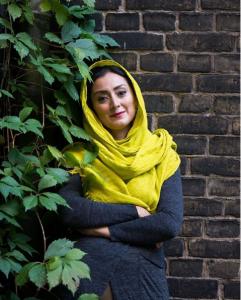مریم پالیزبان از بازیگران متولد ماه مهر