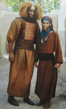 حامد حدادی بازیگر غول مختارنامه