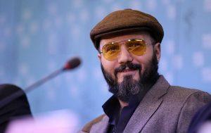 کامبیز دیرباز از بازیگران مرد ایرانی بالای 40 سال