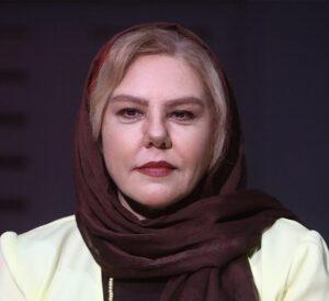 افسانه چهره آزاد از بازیگران زن متولد ماه بهمن