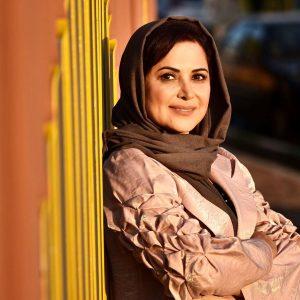 کمند امیر سلیمانی از بازیگران متولد ماه خرداد