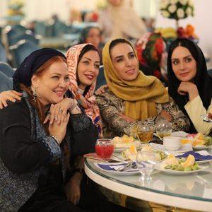 بهاره رهنما و دیگر خانوم ها بازیگر