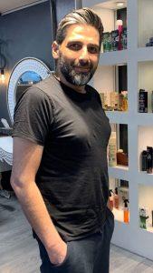 حمید گودرزی از بازیگران مرد ایرانی بالای 40 سال