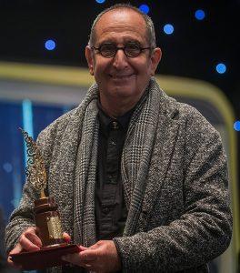 فرهادآئیش از بازیگران مرد ایرانی بالای 40 سال