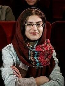 سارینا فرهادی از بازیگران متولد ماه شهریور
