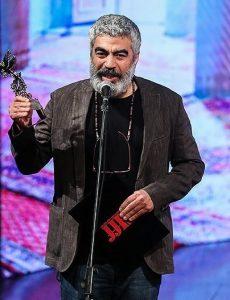 سروش صحتاز بازیگران مرد ایرانی بالای 40 سال