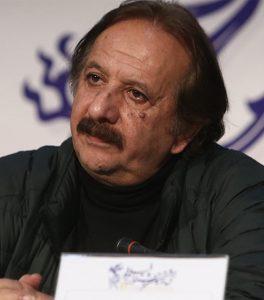 مجید مجیدی گارگردان و بازیگر در جشنواره فیلم فجر