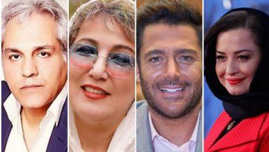 تصویر از بازیگران و هنرمندان معروفی که در ماه فروردین به دنیا امده اند!