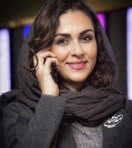 شیوا ابراهیمی از بازیگران زن دهه 50