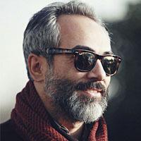 علی قربان زاده از بازیگران مرد ایرانی بالای 40 سال