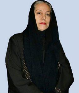 سهیلا رضوی از بازیگران متولد ماه شهریور