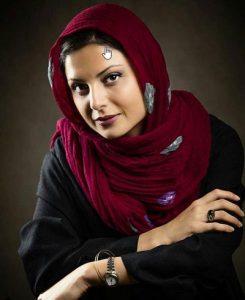سولماز غنی از بازیگران زن دهه 50