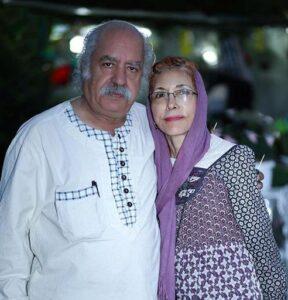 بهزاد فراهانی از بازیگران مرد ایرانی بالای 40 سال