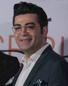 فرزادحسنی از بازیگران مرد ایرانی بالای 40 سال