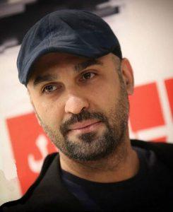 نیما رئیسی از بازیگران مرد ایرانی بالای 40 سال
