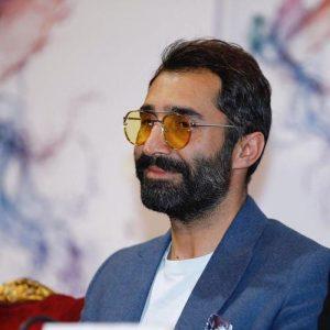 هادی کاظمی ازبازیگران متولد ماه آبان