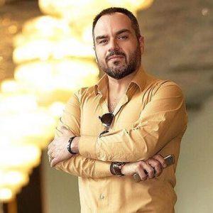 شهرام قائدی از بازیگران مرد ایرانی بالای 40 سال