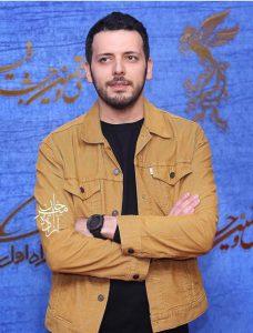 پدرام شریفی از بازیگران متولد ماه مرداد