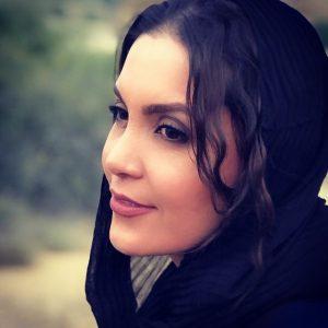 عکس پرتره سامیه لک از بازیگران متولد ماه خرداد