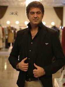 مهدی امینی خواه از بازیگران مرد ایرانی بالای 40 سال