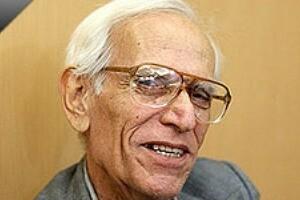 محمود بنفشه خواه از بازیگران مرد ایرانی بالای 40 سال