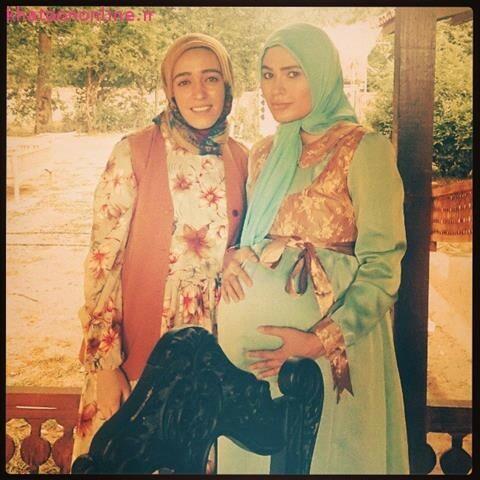 فائزه علوی و شیوا طاهری در گذر از رنج ها - فائزه علوی بی حجاب
