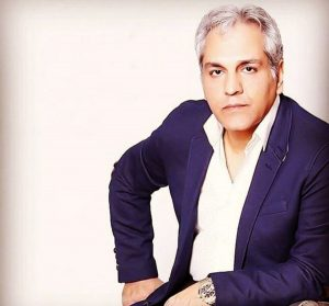 مهران مدیری بازیگر فروردینی با تیپ رسمی و کت شلوار