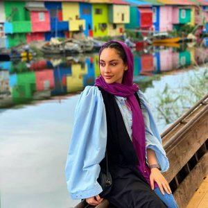 ترلان پروانه از بازیگران زن متولد دهه 70