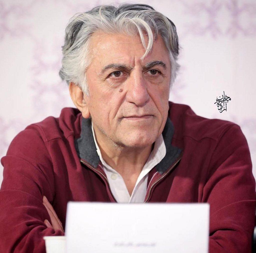 رضا کیانیان با ژاکت قرمز - شباهت رضا کیانیان و آل پاچینو