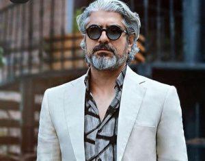 مهدی پاکدل از بازیگران مرد ایرانی بالای 40 سال