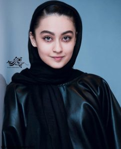 نگار مقدم از بازیگران زن متولد دهه 7070