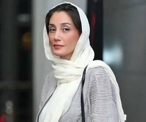 هدیه تهرانی یکی از بازیگران متولد ماه تیر