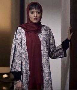 پردیس پور عابدینی از بازیگران زن متولد دهه 70