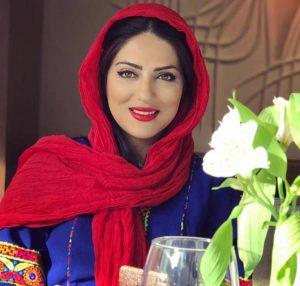 هلیا امامی از بازیگران سریال دادستان