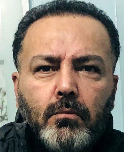 فریبرز عرب نیا با ریش و سیبیل - طلاق فریبرز عرب نیا