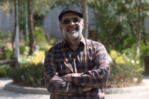 اصغر نقیزاده از بازیگران سریال دادستان