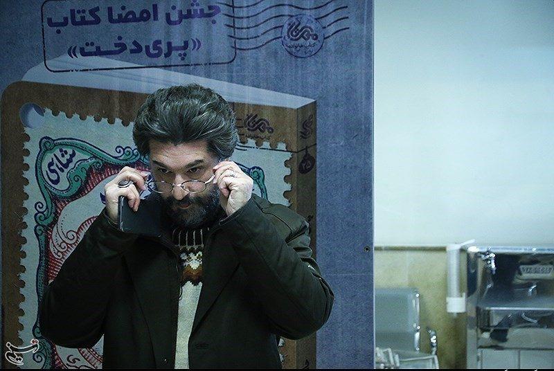 امیرحسین مدرس با کت مشکی - آهنگ امیرحسین مدرس