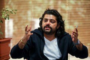 شاهد احمدلو از بازیگران مرد ایرانی بالای 40 سال