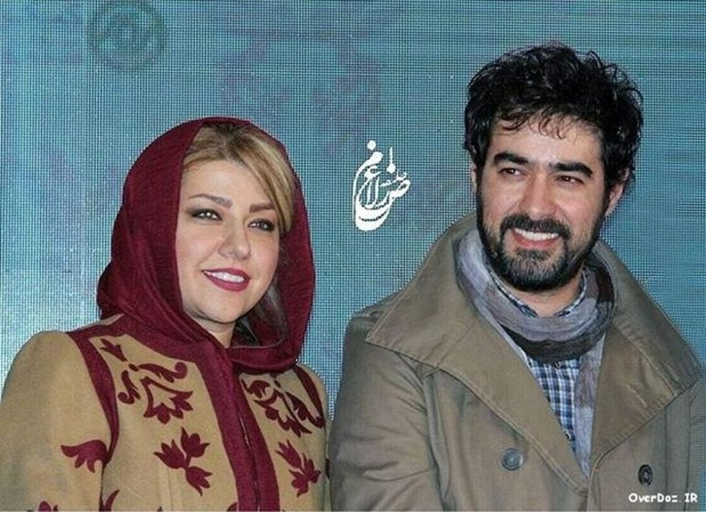 شهاب حسینی با همسرش پریچهر قنبری - آهنگ شهاب حسینی