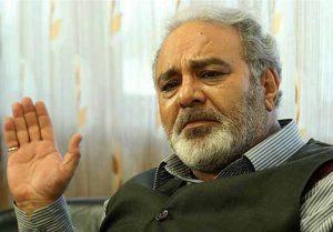 محمد کاسبی از بازیگران سریال دادستان