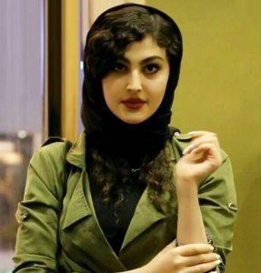 مریم مومن از بازیگران زن متولد دهه 70