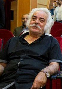 محمدحسین رحیمخانی از بازیگران مرد ایرانی بالای 40 سال