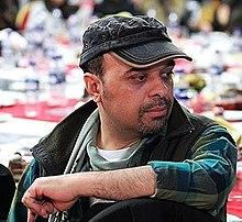 آرش نوذری از بازیگران مرد ایرانی بالای 40 سال