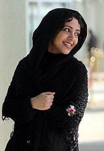 هنگامه حمید زاده از بازیگرای زن متولد دهه 60