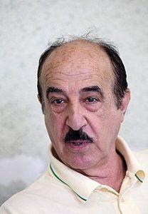 منوچه آذری یکی از بازیگران متولد ماه تیر