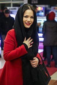 ملیکا شریفی نیا از بازیگرای متولد دهه 60