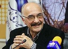 سعید نیکپور از بازیگران مرد ایرانی بالای 40 سال